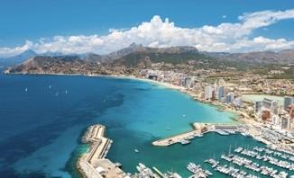 Alicante Transfer nach