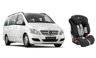Fahrzeuge und Kindersitze