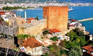 Hoteltransfer Antalya